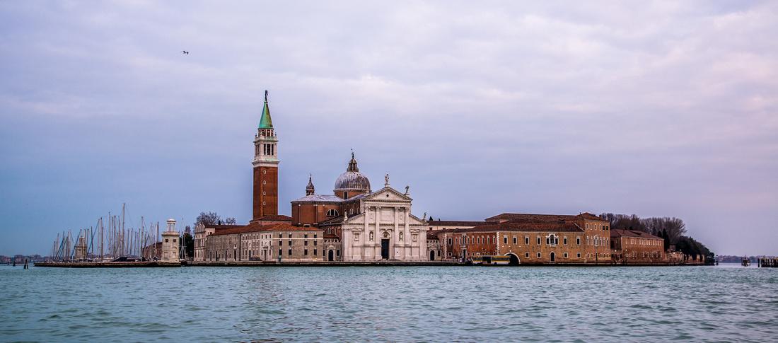 Venice postcards - Didier Cayrac - 2017 - 01
