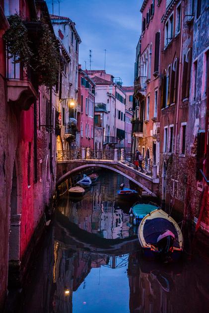Venice postcards - Didier Cayrac - 2017 - 04