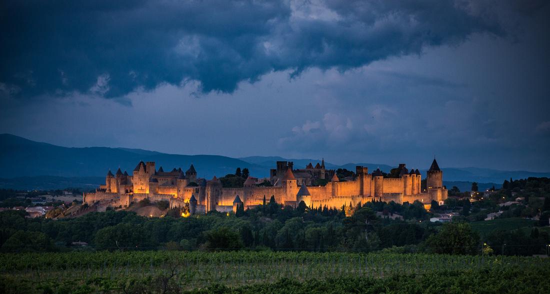 Carcassonne - la Cité - France