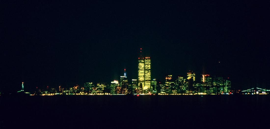 New York City, 1987