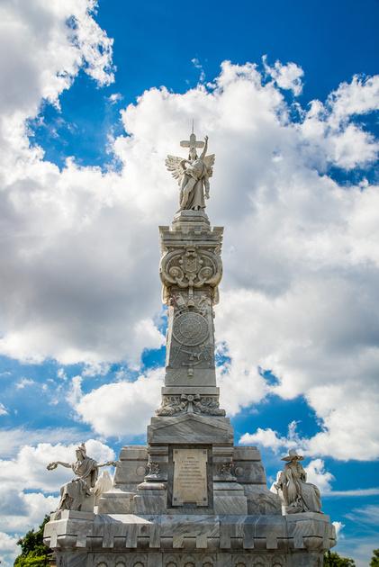 Cuba – Cemeterio de Colón – Havana • La Havane • La Habana – 2018