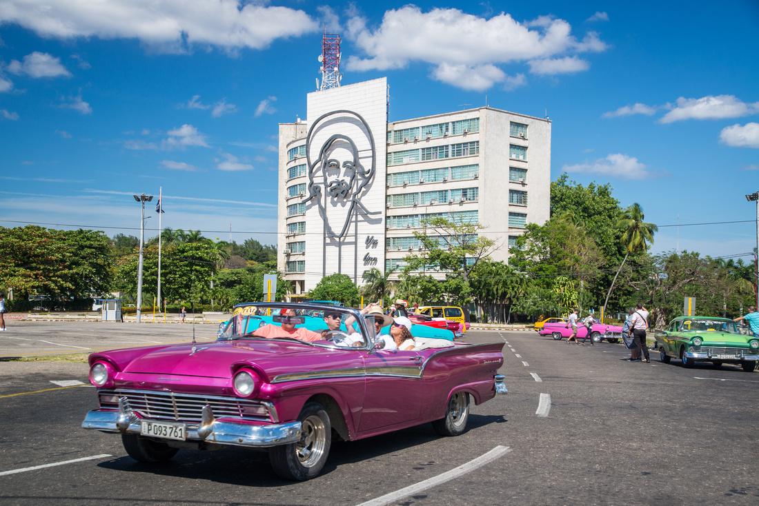 Cuba – PlqHavana • La Havane • La Habana – 2018