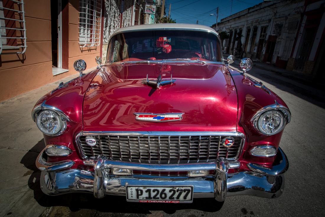 Cuba – Cienfuegos – 2018
